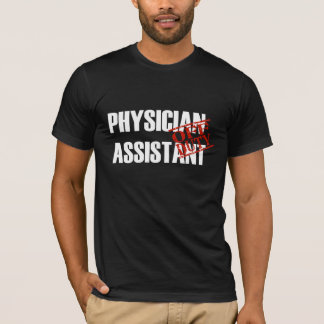 OFF DUTY Physician Assistant T-Shirt
