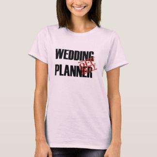 OFF DUTY WEDDING PLANNER T-Shirt