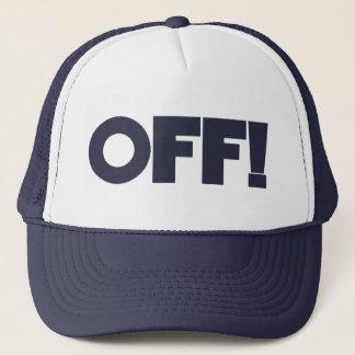 OFF!  Hat (navy)