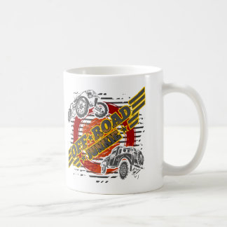 Off Road Junkie 4x4 Coffee Mug