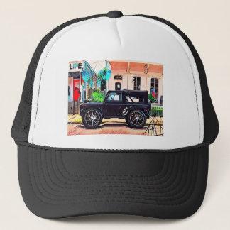 OFF ROAD WARRIOR TRUCKER HAT