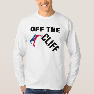 Off The Cliff - Dem Donkey T-Shirt