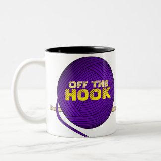 Off The Hook Crochet Yarn Mug