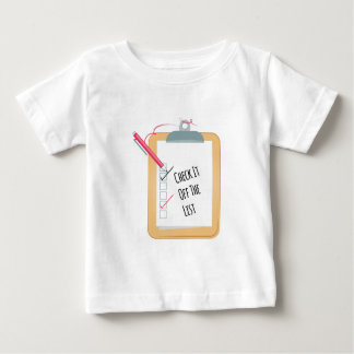 Off The List Baby T-Shirt