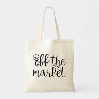 Off the Market Tote Bag
