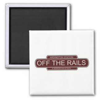 Off The Rails magnet