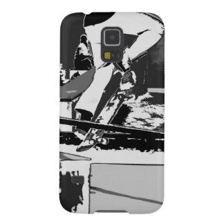 Off the Rails   - Skateboarder Case For Galaxy S5