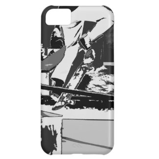 Off the Rails   - Skateboarder iPhone 5C Case