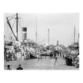 Off to Cuba: 1913 Postcard