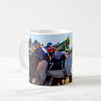 Off to the Races Coffee Mug