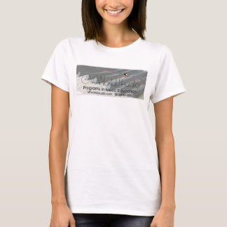 Off World Studio Piano Baby Doll T-Shirt