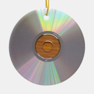 Offbeat & Quirky CD ornament