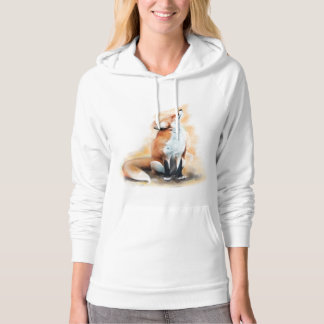 Offended fox. hoodie