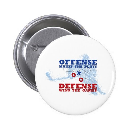 Offense Defense Button