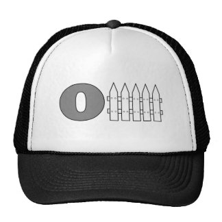 Offense (O Fence) Cap