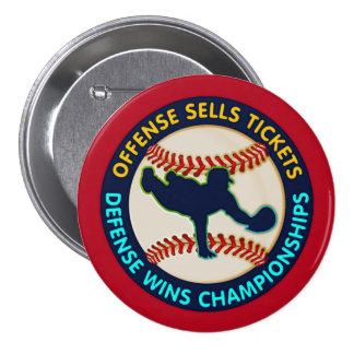 Offense Sells Tickets Pins