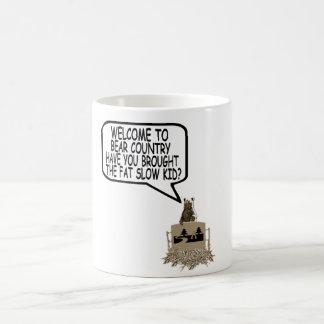 Offensive fat kid classic white coffee mug