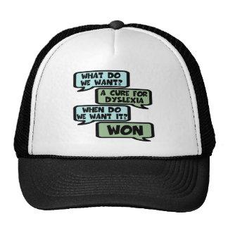 Offensive funny slogan cap