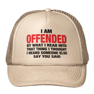 Offensive hat