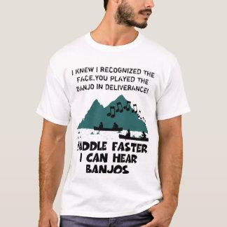 Offensive slogan Deliverance T-Shirt