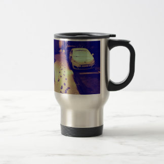 Offensive Winter Stainless Steel Travel Mug