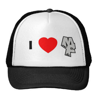 OFFICAL I LOVE MARMO FILMS HAT