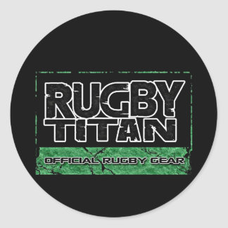 Offical Rugby-Titan Stickers