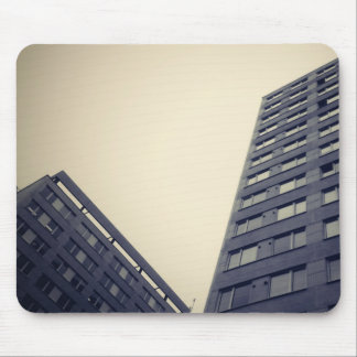 Office buildings exterior mousepad
