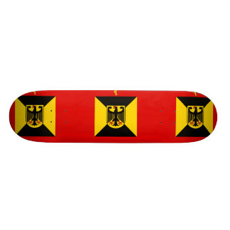 Office Chief Medical, Germany Skate Deck