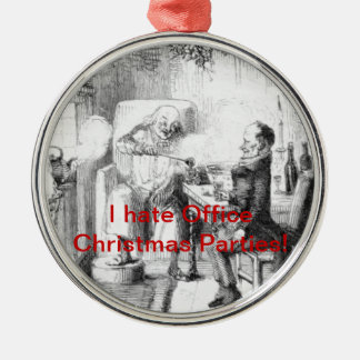 Office Christmas Party Ornament