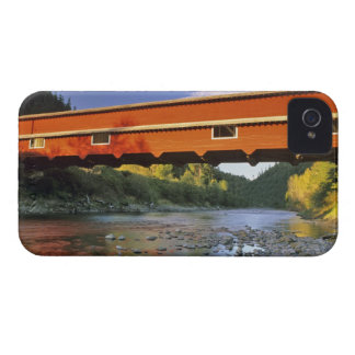 Office Covered Bridge the longest in Oregon at 2 iPhone 4 Case