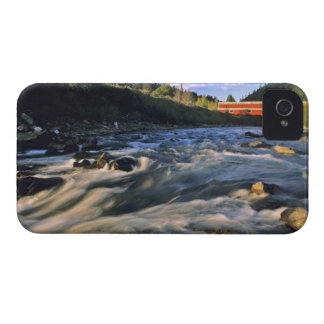 Office Covered Bridge the longest in Oregon at iPhone 4 Case-Mate Cases