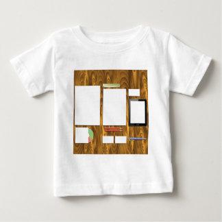Office Desk Baby T-Shirt