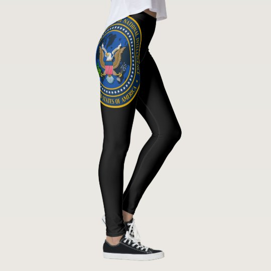 Office Director of National Intelligence Symbol Leggings