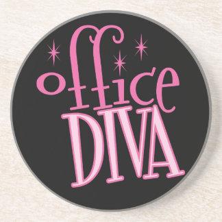 Office Diva Coaster