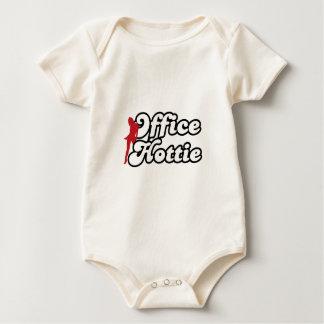 office hottie baby bodysuit