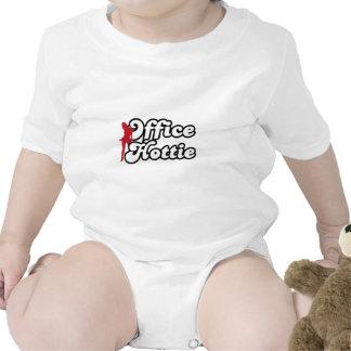 office hottie baby creeper