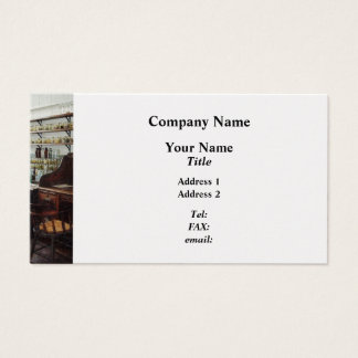 Office in Chemistry Lab - Platinum Business Card