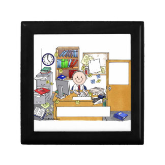 Office - Messy, Male Gift Box