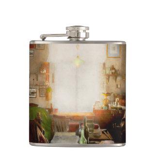Office - Ole Tobias Olsen 1900 Hip Flask