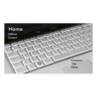 Office Profile Card Pack Of Standard Business Cards