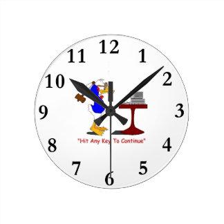 office round clock