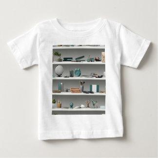 Office Shelves Wellness Teal Baby T-Shirt