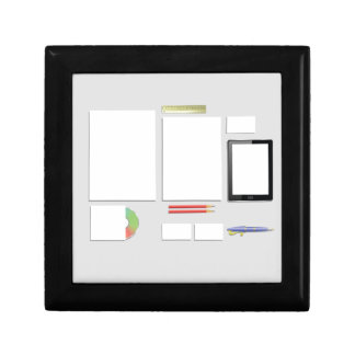 Office Supplies Gift Box