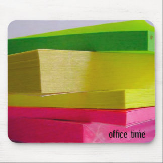 Office time!! mouse pad