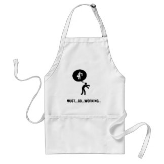 Office Worker Aprons