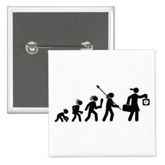 Office Worker Pins