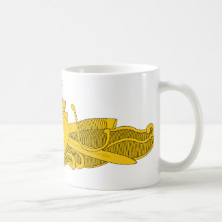 Officer Surface Warfare Badge Coffee Mug