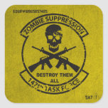 Official 147th Zombie TF Equipment ID Sticker