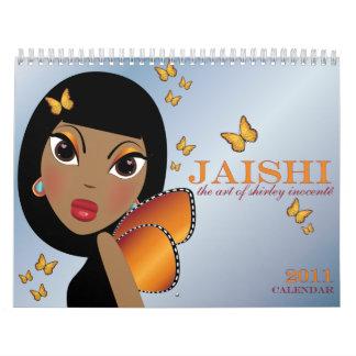 Official 2011 Jaishi Calendar